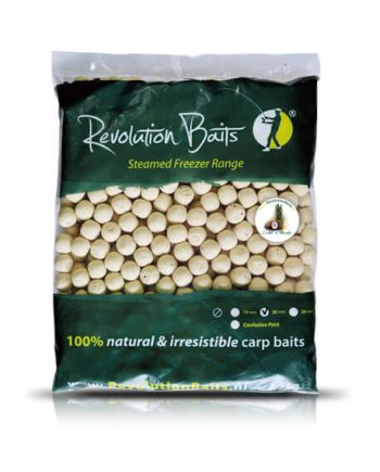 Coconut and Pineapple - Steamed Freezer Baits 2.5kg - Revolution Baits