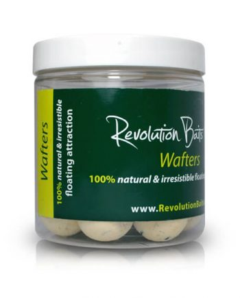 Coconut and Pineapple Wafters - Karperaas - Revolution Baits