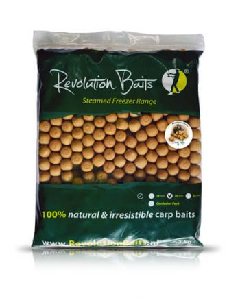 Creamy Toffee Steamed Freezer Baits - Revolution Baits