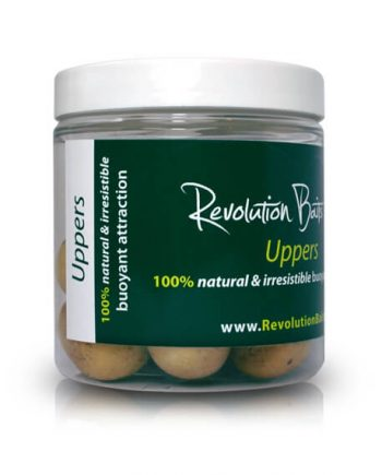 Creamy Toffee - Uppers Haakaas - Revolution Baits