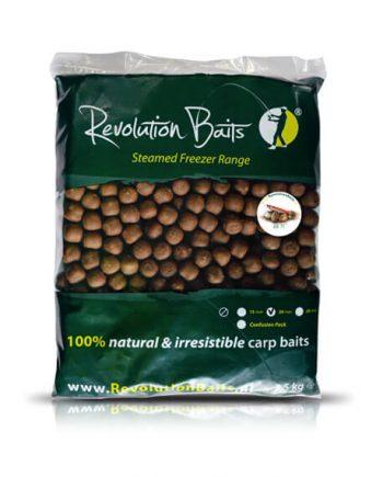 Krill F1 - Steamed Freezer Baits 2.5kg - Revolution Baits