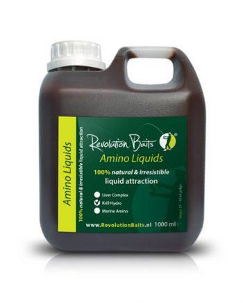 Krill Hydro Amino Liquids - Revolution Baits