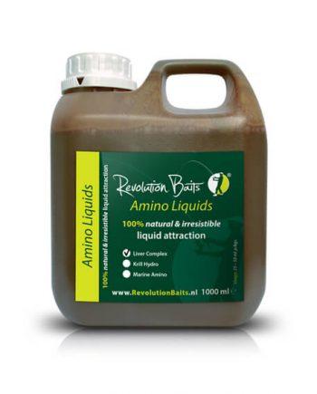 Liver Complex - Amino Liquids - Revolution Baits