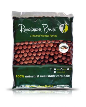 Marine and Garlic - Steamed Freezer Baits 2.5kg - Revolution Baits