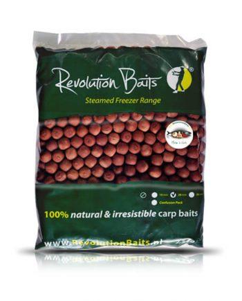 Marine and Garlic - Steamed Freezer Baits 2.5kg - Revolution Baits