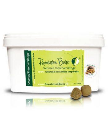 Creamy Toffee - Steamed Preserver Baits - 3kg - Revolution Baits