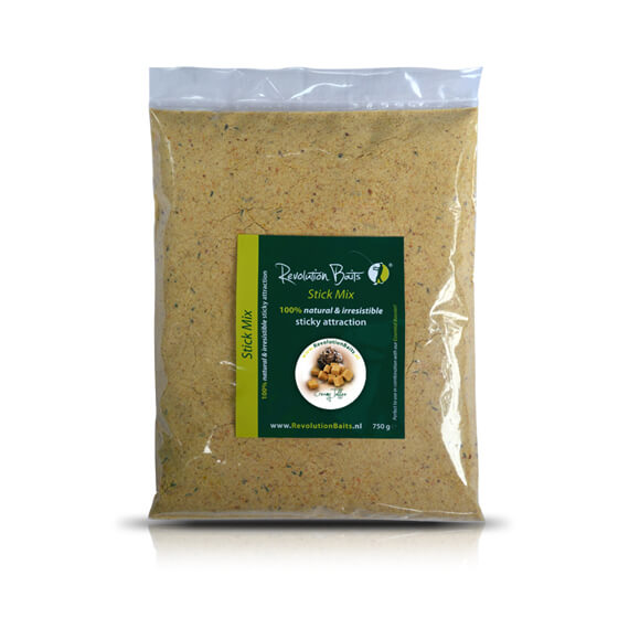 Stick Mixes - Creamy Toffee - Revolution Baits